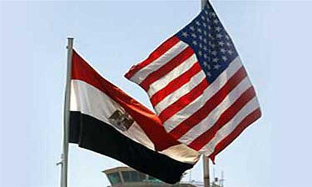 US-Egyptian-Flags