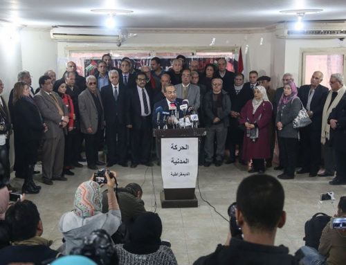 The Civil Democratic Movement: Sisi's Regime Reacts to Its Greatest Fear