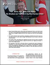 Snapshot – After the June Elections: No Brakes on Turkey's Authoritarian Slide 21